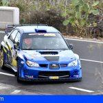 Tenerife | Félix Brito y Cristina Fariña cuartos en el Rallye Orvecame Norte