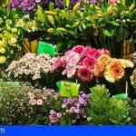 Canarias convoca ayudas para mitigar los efectos de la pandemia en el sector de la flor cortada