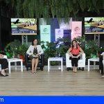 Líderes y visionarias reunidas en Futurismo Canarias para debatir sobre un turismo más seguro, innovador y sostenible