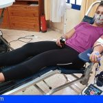 Adeje   El ICHH pone en marcha un nuevo punto de donación temporal en Fañabé
