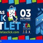 Primer Expoutlet virtual en Las Galletas, este sábado 3 de octubre