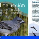 Tenerife edita el manual de acción para la conservación de la fauna silvestre
