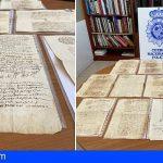 Recuperan en Badajoz 28 manuscritos originales de la época del Virreinato del Perú de gran valor histórico