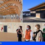 La Universidad Europea de Canarias visita el nuevo Pabellón Municipal de Valle San Lorenzo