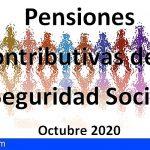 Nacional | La nómina de las pensiones contributivas se sitúa en 9.930,11 millones de euros