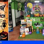 La tienda 'Pets in Black' en Adeje organiza un concurso fotográfico de mascotas por Halloween