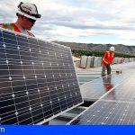 Las Pymes tinerfeñas pueden optar a préstamos entre 25.000 y 1.000.000 para proyectos energéticos