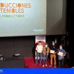 Tenerife, primer territorio de España en distinguir producciones audiovisuales sostenibles