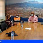 Granadilla constituye la Agrupación Local de Voluntarios de Protección Civil