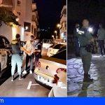 Guía de Isora refuerza la presencia policial para hacer cumplir la normativa