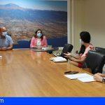 Granadilla y el CEST establecen sinergias de colaboración en pro del sector empresarial