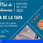Santiago del Teide | 14 establecimientos de restauración participan en la Ruta de la Tapa