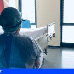 El Dr. Negrín habilita unos espacios para que familiares puedan despedirse de su ser querido antes de fallecer