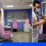 La Candelaria pone en marcha un lactario para usuarias y trabajadoras del centro hospitalario