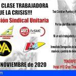 Canarias | Sindicalistas de Base considera insuficiente el decreto de acceso a los alojamientos turísticos