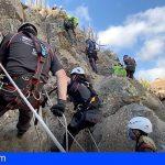 Tenerife | Jóvenes se forman en trabajo vertical para solar fotovoltaica