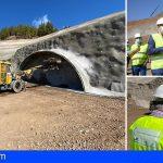 Inician la excavación del túnel de Erjos, entre Santiago del Teide y El Tanque
