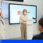 La UE Canarias lleva a cabo la apertura del curso académico en Santa Cruz de Tenerife