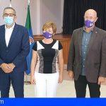Arico y la ULL inauguran la Universidad Verde