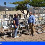 Granadilla invierte 32.000€ en actuaciones de mejoras y acondicionamiento en el cementerio municipal