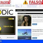 ODIC alerta de cursos falsos del SEPE en redes sociales