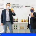 Compañía Cervecera y Libby's Canarias colaborarán para la distribución de productos