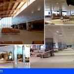El aeropuerto Tenerife Sur incrementará su capacidad hasta 16 millones de pasajeros al año