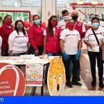 Cruz Roja en Canarias repartirá más de 39.000 desayunos y meriendas a los más pequeños