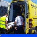 Futuros Técnicos de Emergencias Sanitarias (TES) realizan su formación práctica en las ambulancias del SUC