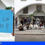 Artistas urbanos reivindican en Granadilla, espacios regulados y coordinados para actuaciones en el Médano