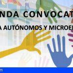San Miguel cierra este jueves 5, el plazo para solicitar las ayudas a autónomos y microempresas
