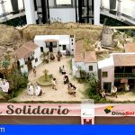 HiperDino dedica su tradicional Belén Solidario a Fuerteventura