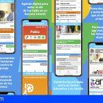 San Miguel | Plataforma de comunicación entre Capitán Galleta y familias