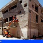 El centro cívico de Las Galletas, una instalación llamada a convertirse en el referente cultural del núcleo costero
