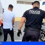 Tras una persecución en Las Palmas lo detienen y no tenía carné de conducir