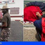 Cruz Roja Tenerife cuenta con cinco servicios que actualmente dan atención a 233 personas sin hogar