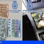 Un detenido en Santa Cruz con 11 gramos de cocaína, 380€ y una báscula de precisión