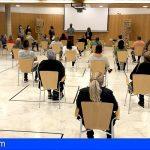 Treinta y dos personas desempleadas comienzan a trabajar en Guía de Isora