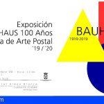 San Miguel acoge la Exposición Internacional de Arte Postal «Bauhaus 100 Años»