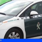 La Guardia Civil localiza en barranco a un anciano desaparecido en las Cuevecitas, Candelaria