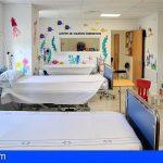 La Candelaria pone en funcionamiento su nuevo Hospital de Día Pediátrico