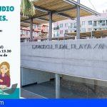 Guía de Isora amplía a las tardes el horario de la Biblioteca Municipal y de la sala de estudio