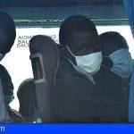 Interior afirma que los 220 migrantes liberados en Arguineguín no podían ser retenidos legalmente