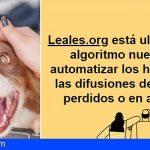 Leales.org | Nuevo algoritmo para automatizar los hashtags en las difusiones de animales perdidos o en adopción