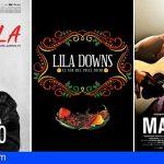 Arona | Chavela Vargas, Lila Downs y el blues de Mali, protagonistas de la cartelera de cine de Mumes
