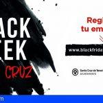 """El Ayuntamiento repartirá 11.400 mascarillas durante el """"Black Week Santa Cruz"""""""