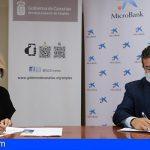 El SCE y MicroBank incentivan con un millón en microcréditos el emprendimiento y el autoempleo