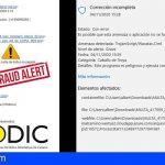 ODIC | No es una multa de la DGT es un Malware que roba información personal y confidencial
