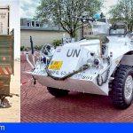 Tenerife Licita busca rutas logísticas para proveer a las misiones de la ONU en África