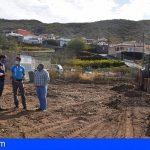 Santiago del Teide inicia las obras entre el Camino Real y la Calle San Fernando en Valle de Arriba